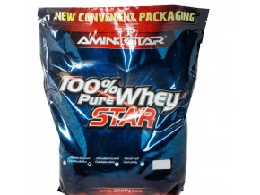 aminostar pure whey star 2000g