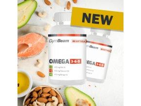 gymbeam omega 3 6 9 60 kaps