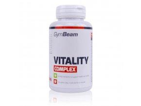 gymbeam vitality complex 120 tab