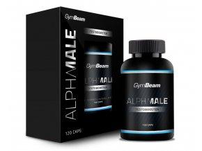 gymbeam alphamale 120 kaps
