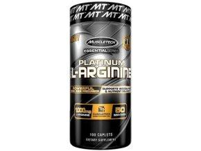 muscletech platinum l arginine 100 kaps